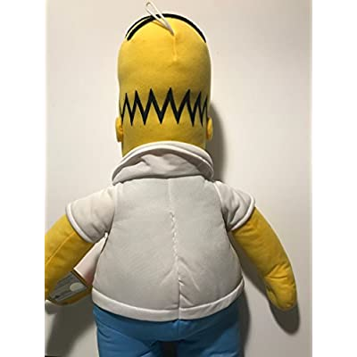 The Simpsons Homer Plush: Toys & Games