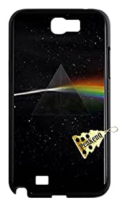 Hard Plastic Cover Pink Floyd samsung galaxy note2 Case.