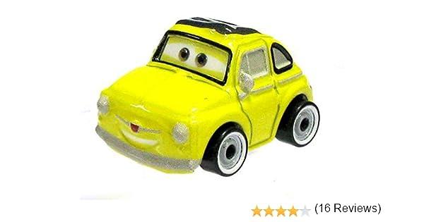 Mattel Disney Pixar Cars 3 - Mini Racers (Luigi): Amazon.es: Juguetes y juegos