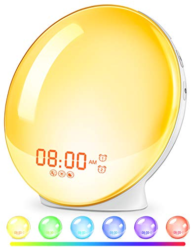 Wake-Up Light HOKEKI Alarm