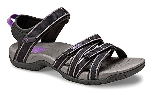 Teva Tirra Ws Damen Sport- & Outdoor Sandalen black/grey
