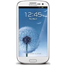 Samsung Galaxy S III 16GB SPH-L710 Marble White - Virgin Mobile