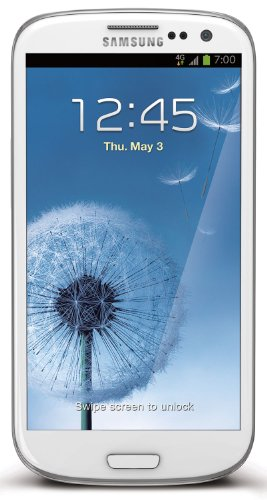 Samsung Galaxy S III 16GB SPH-L710 Marble White - Virgin Mobile (S4 Virgin Mobile Samsung)