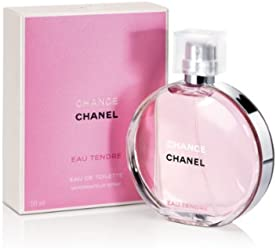 [Chãnel] Chance Tendre Eau De Toilette Spray 1.7 Oz.