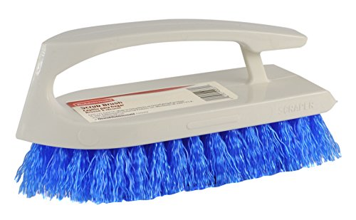 - Rubbermaid Professional Plus Scrub Brush, Scrubbing Brush (FGG23712)