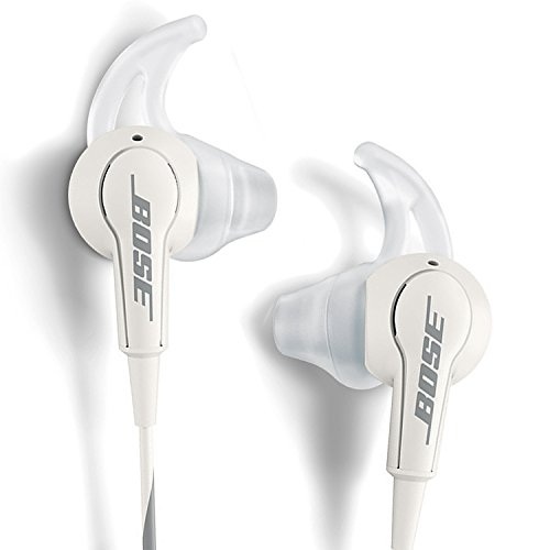 Bose SoundTrue In-Ear Headphones for iOS Models, White