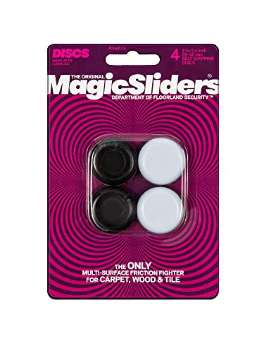 (MAGIC SLIDERS L P 4273 4 Pack 1-1/4