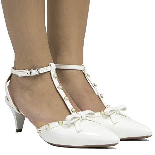 e0f1dcd9dc Sapato de Noivas Zariff Shoes Chanel Laço