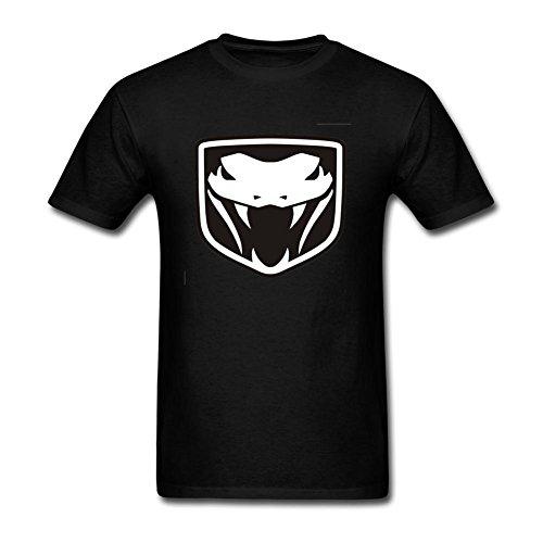 rongbang-mens-dodge-viper-logo-t-shirt-xl-colorname-short-sleeve