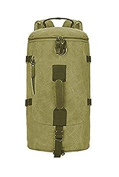 3a5b67be5ef Styleys Travel Duffle Bag Unisex Gym Bag Canvas Sling Bags (Green) Travel  Duffles