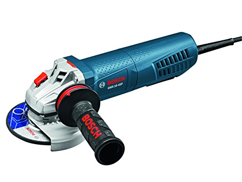 Bosch GWS10-45P Angle Grinder with Paddle Switch, 4-1/2″