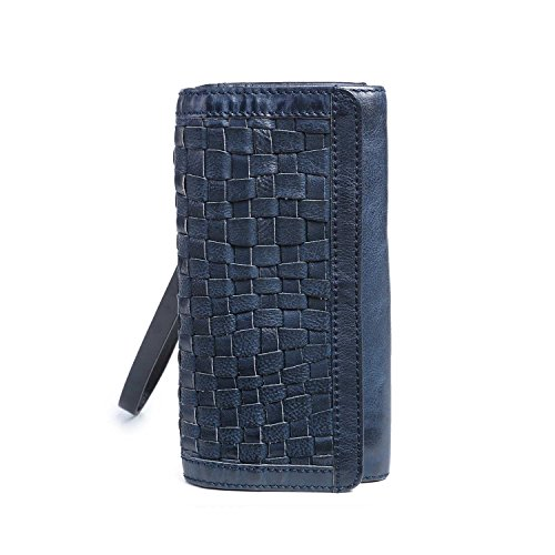 old-trend-leather-clutch-wattle-wallet-navy