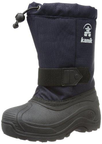 Kamik TICKLE8, Unisex-Kinder Schneestiefel, Blau (NAV_NAVY), 29/30 EU