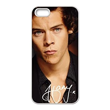 best loved 414e3 f0bb6 Harry Styles iphone 5 case, One Direction - Harry: Amazon.co.uk ...