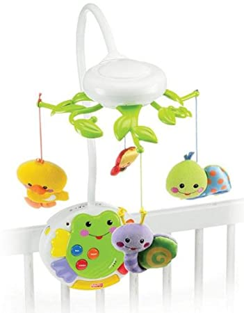 Amazon.com: Fisher-Price Friendly Firsts Smart Response ...
