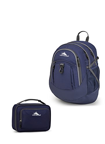 High Sierra Fatboy Backpack Single Compartment Lunch Kit