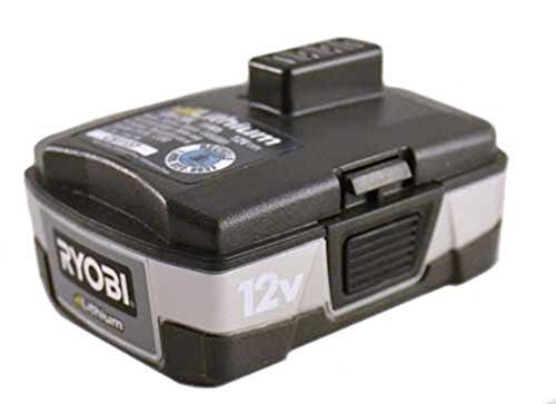 Ryobi 130194002 CB120L Lithium Battery Pack - 12 Volt