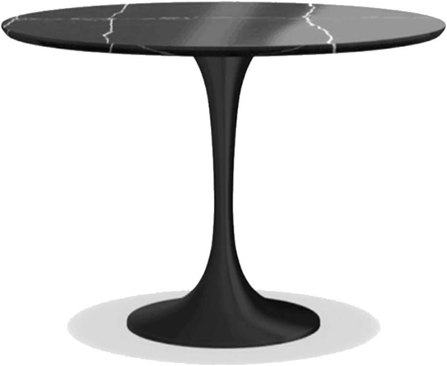 Krijgen HCH Chair salontafel van marmer, salontafel, modern design, bijzettafel, wit, hoogglans, woonkamermeubels (afmetingen (L x D x H): 70 x 70 x 75 cm) C Z1YHJ6D