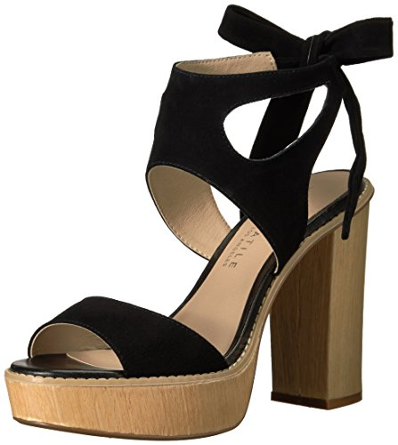 Black Very Women's Sandal Dress Ashlee Volatile a7wPqwBzX