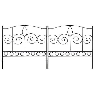 Gray Bunny Garden Fences