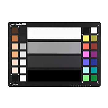 Image of Color Calibration Charts X-Rite ColorChecker Video XL - Target Only (MSCCVPR-XL)