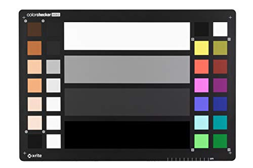 Highest Rated Camera Light Color Calibration Charts