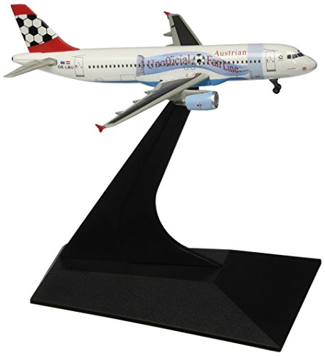 Dragon Models Austrian Airlines A320 OE-LBU Diecast Aircraft, Scale 1:400