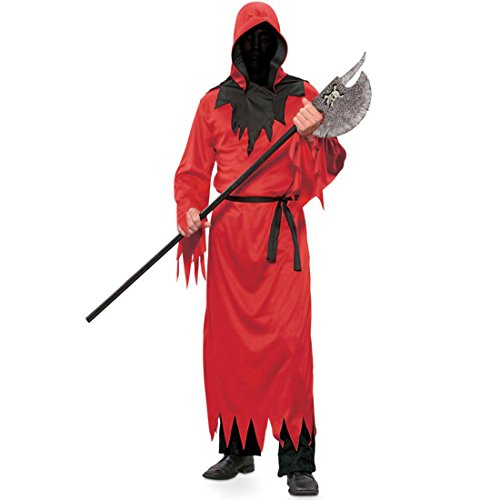 Slocyclub Slender Man Scary Ghost Demon Grim Reaper Costume