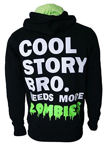 Darkside, Cool Zombie Story - Kapuzenjacke