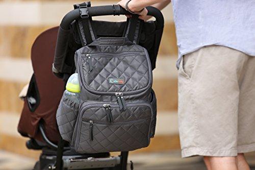 Review Baby Fashion Diaper Bag