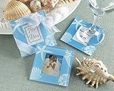 """Four Seasons"" Glass Photo Coasters - Summer"