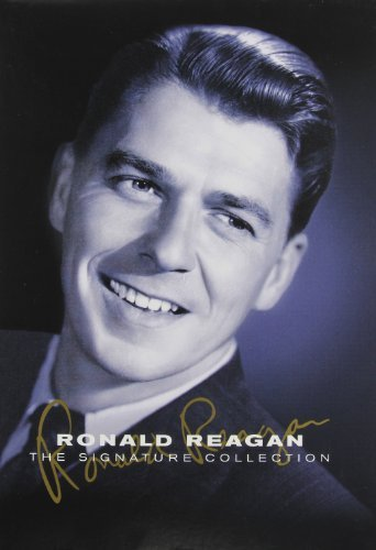 Ronald Reagan - The Signature Collection (Knute Rockne All American / Kings Row / The Hasty Heart / Storm Warning / The Winning Team) by Warner Home - The Online Store Row