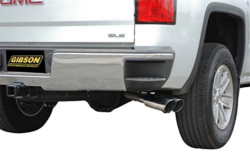 Gibson Performance Exhaust 5656 Aluminized Dual Sport Cat-Back Performance Exhaust System