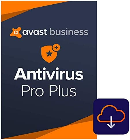 Avast Business Antivirus Pro Plus 2020 | Cloud security for PC, Mac & servers | 1 Device, 1 Year [Download]