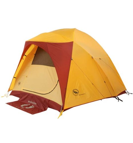 Big Agnes Big House 6 Person Tent, Outdoor Stuffs