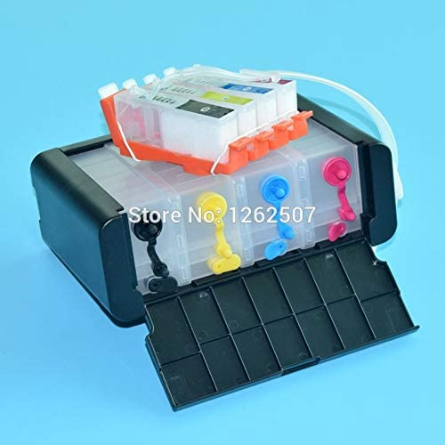 Printer Ciss for HP Officejet Pro 6830 6230 6815 6835 6812 Ciss Ink System for HP 934 935 Printer Spare Parts