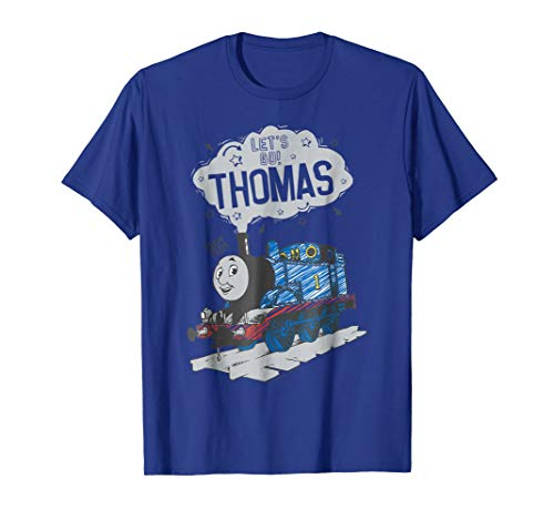 Thomas And Friends T-shirt - Thomas and Friends Let Go T-shirt