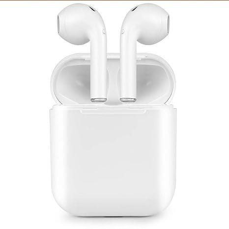 I9s Mini Auriculares Bluetooth Inalámbricos Auriculares Magnéticos de Carga Inteligente 4.2 Deportes estéreo portátil para Auriculares