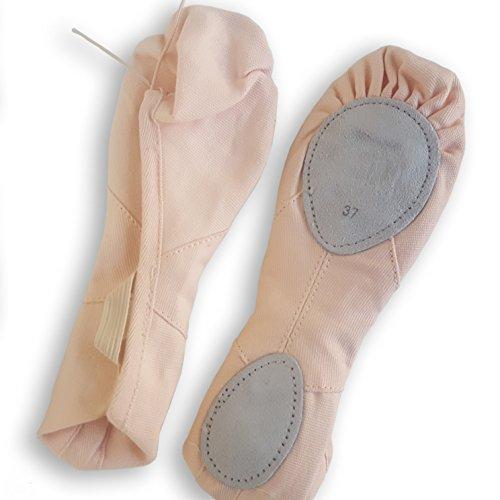 Zapatillas de Media Punta para Ballet