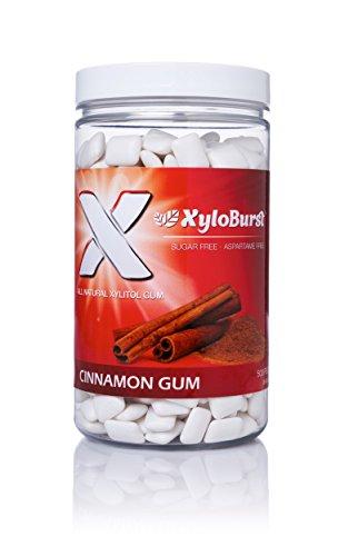 Xyloburst Xylitol Cinnamon Count ounces product image