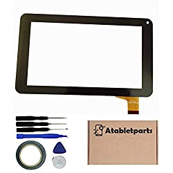 Touch Screenpanel Digitizer Glass Replacement Parts For Digiland Dl701q 7inch Tablet Pc
