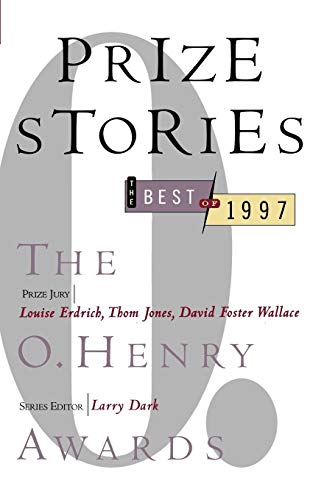 Best Post Halloween Sale (Prize Stories: The Best of 1997, the O. Henry)