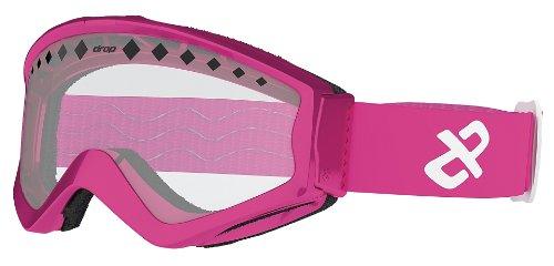 Drop Rocker Goggle, Rose Mirror, - Runaway Sunglasses