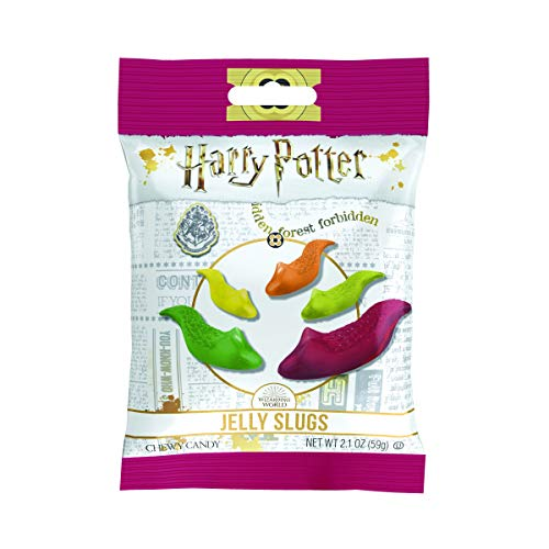 Jelly Belly Harry Potter Candy Bundle, Chocolate Frog, Gummi Creature, Chocolate Creature, Jelly Slu - http://coolthings.us