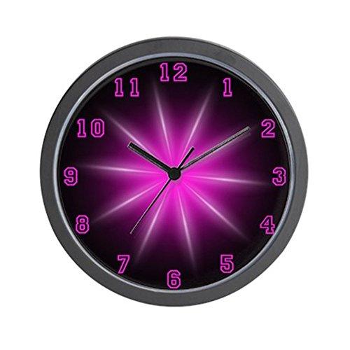 CafePress - Pink Neon Star - Unique Decorative 10