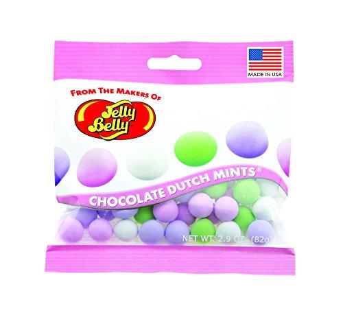 e Dutch Mints, 2.9-oz, 12 Pack (Jelly Belly Mint)