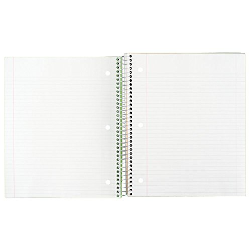 043100061120 - MEA06112 Trend Notebooks, Perforated, 5-Subject, 200/Sht, Assorted Colors carousel main 15