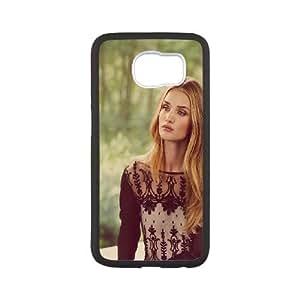 Samsung Galaxy S6 Cell Phone Case Black he33 rosie huntington victoria secret sexy LSO7770556