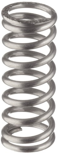 - Compression Spring, 316 Stainless Steel, Inch, 0.48