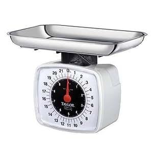 New Taylor 3880 22 Pound Platform Kitchen Food Scale